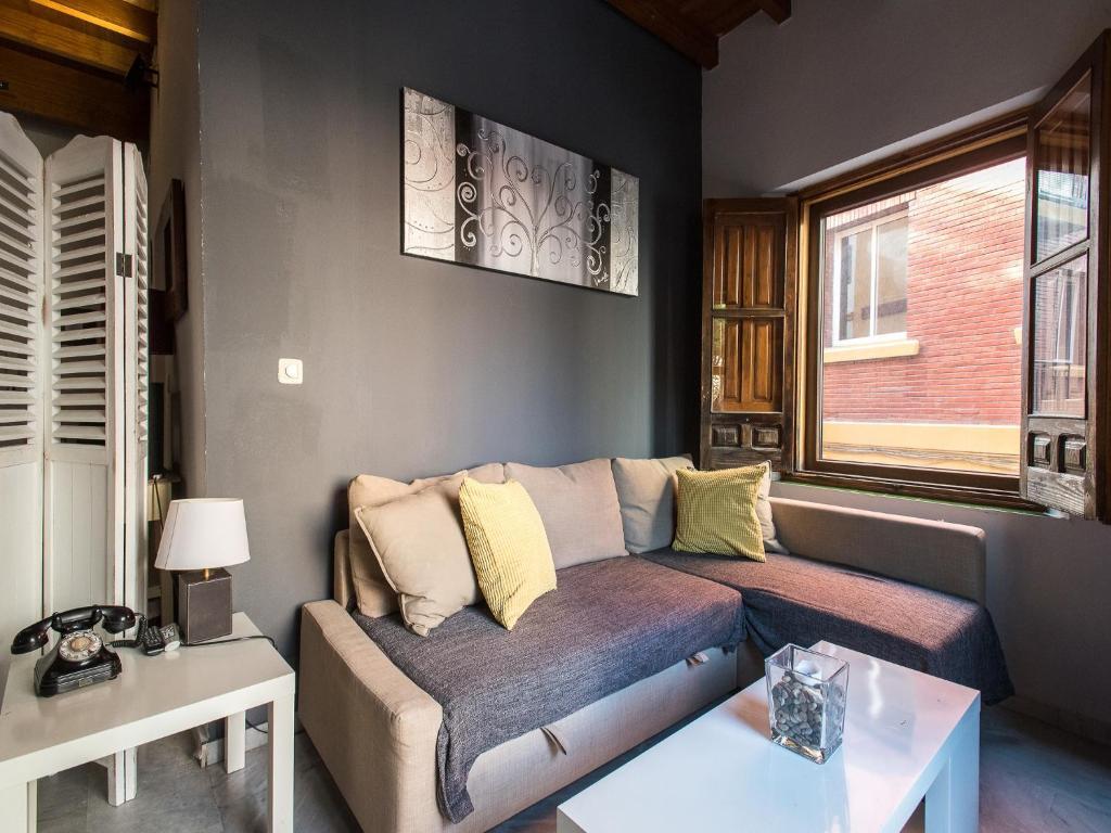 Apartamento Centro Sevilla Seville Harga 2018 Terbaru # Muebles Centro Estant