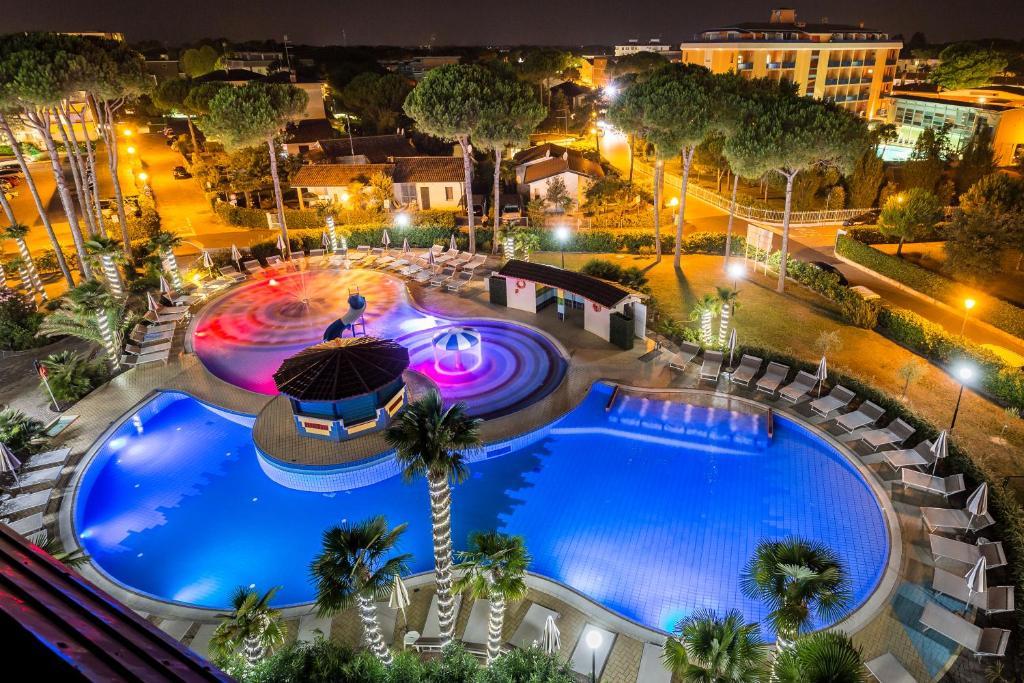 Mediterranee Family Spa Hotel Italien Bibione Booking Com