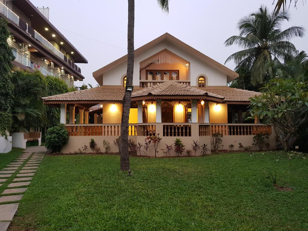 The Heritage Beach Villa Calangute India Booking Com