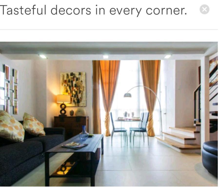 Apartment Modern Unit Loft Style Condominium, Cebu City