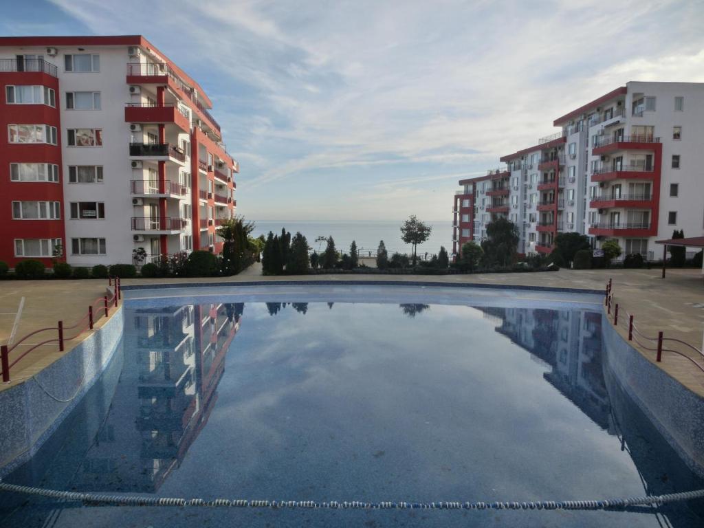 Апартамент Panorama Fort Beach, 1 Bedroom - Свети Влас