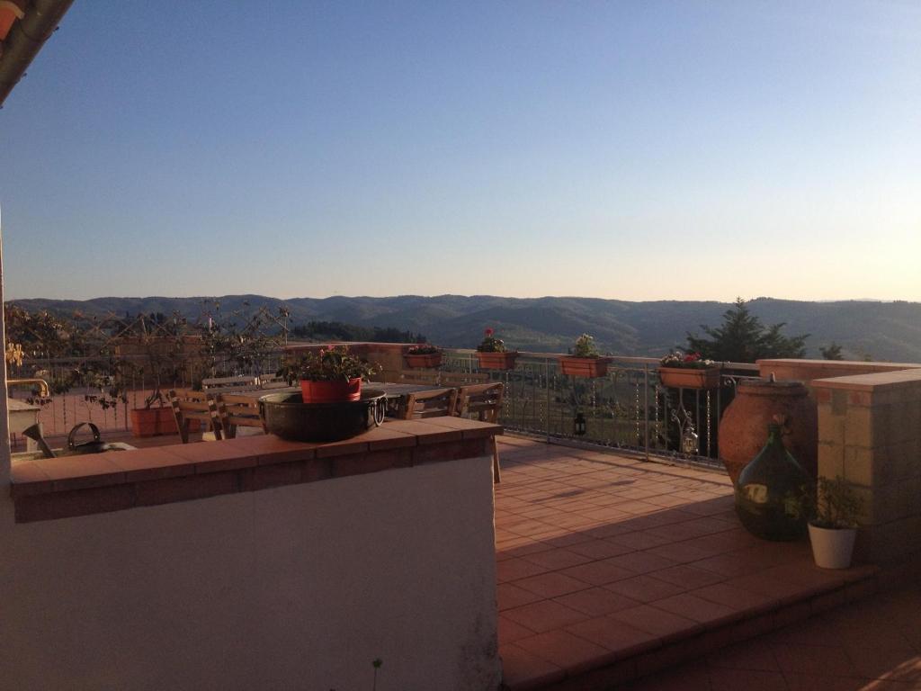 Vacation Home Terrazza del Chianti, Panzano, Italy - Booking.com