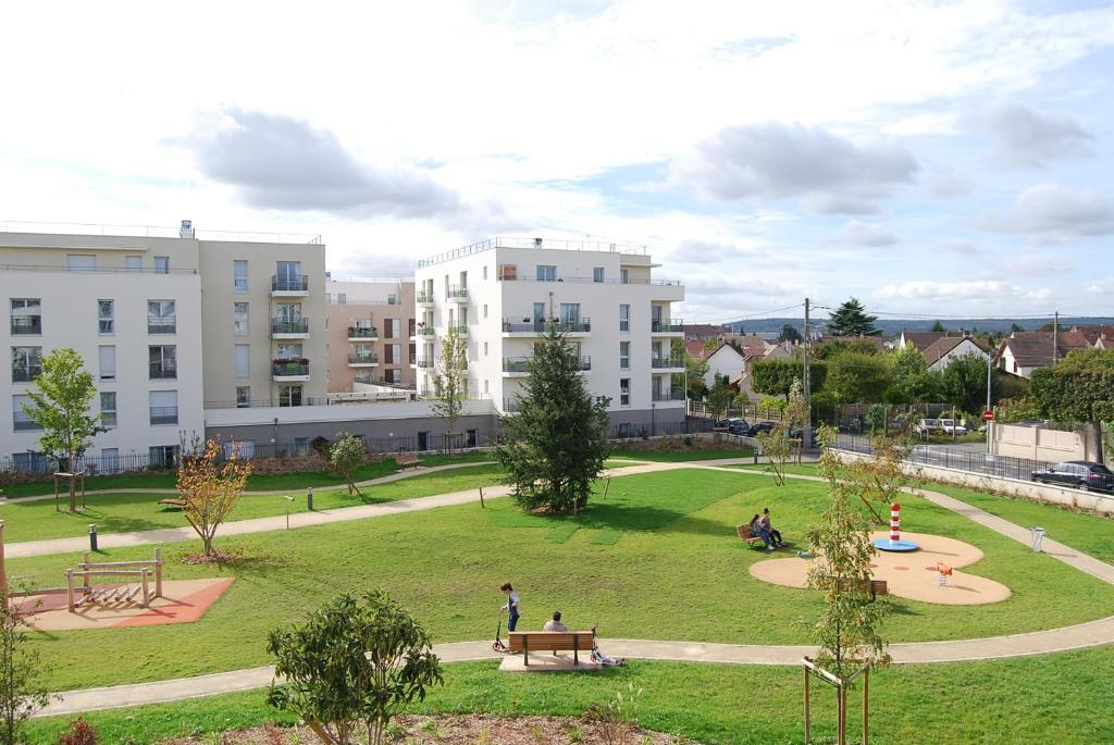Apartments In Osny Ile De France