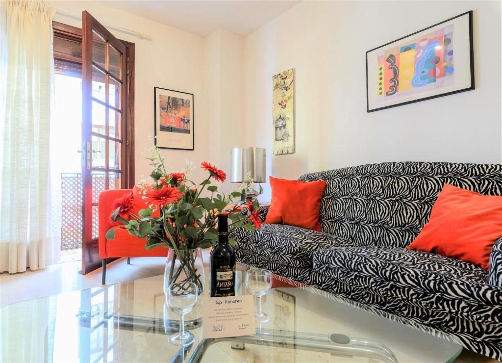 Apartments In Los Campitos Tenerife