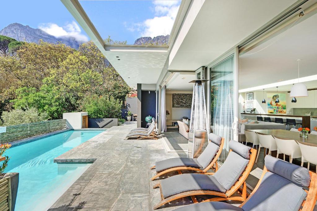 Villa Zuid Afrika : Blinkwater villa zuid afrika kaapstad booking