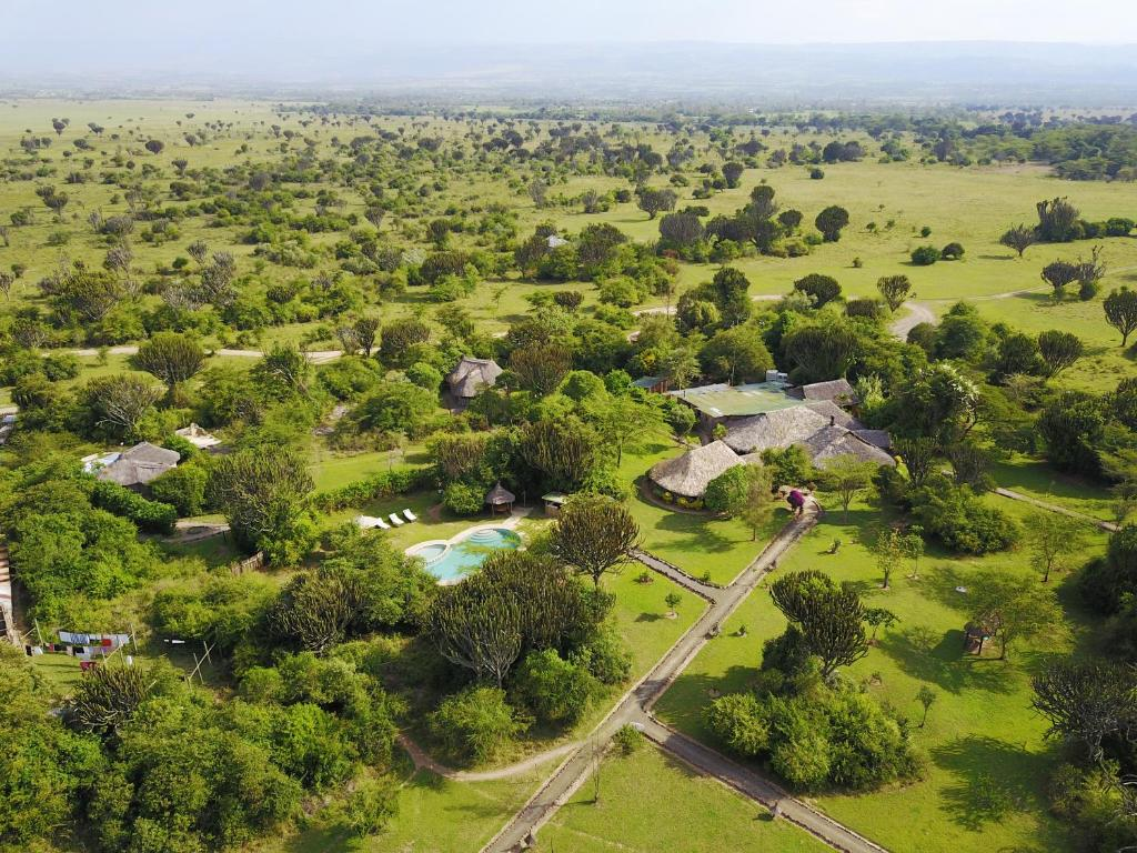 Lodge Mbweha Camp Lake Nakuru, Elmenteita, Kenya