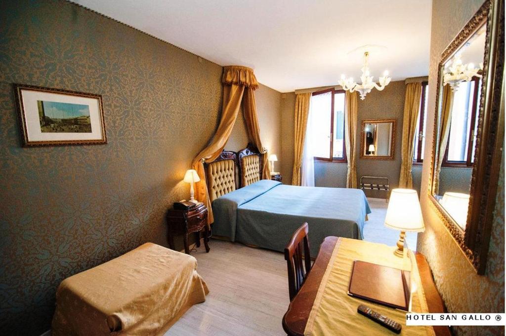 サンガロ ホテル(Hotel San Gallo)