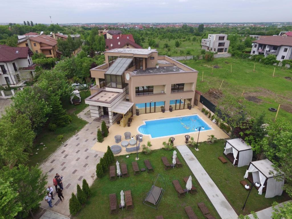Villa Luxury Mansion Giule Ti Romania