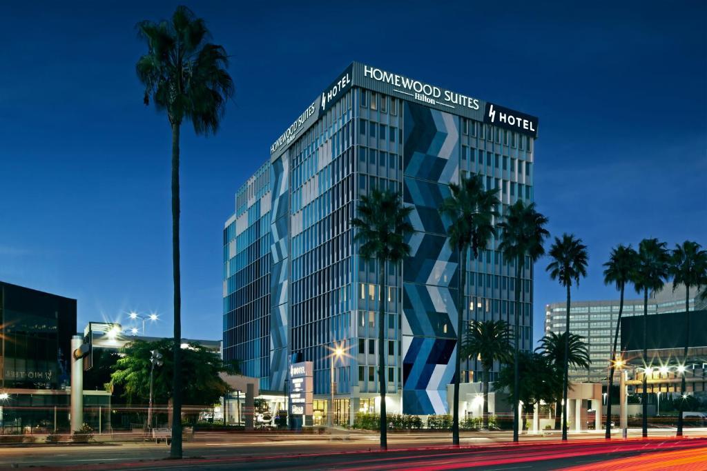 Hotel Homewood Suites, Los Angeles, CA - Booking.com