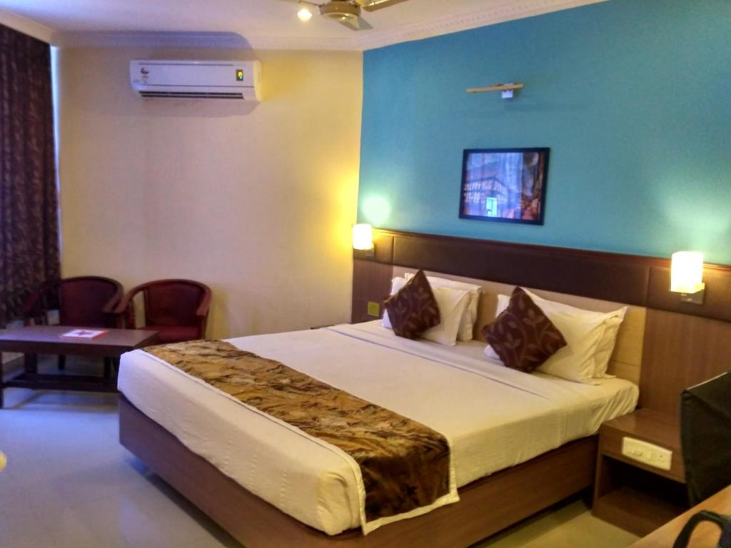 Hotel Star Residency Tanjore, Thanjāvūr, India - Booking com