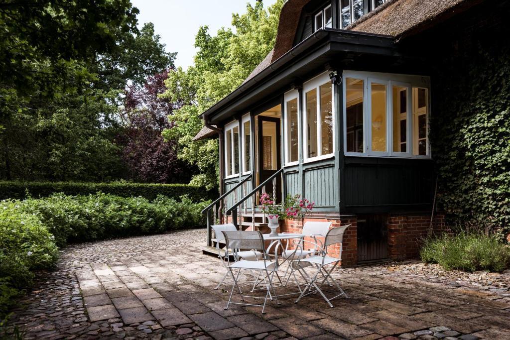 Ferienhaus Rotes Haus (Deutschland Friedrichsruh) - Booking.com