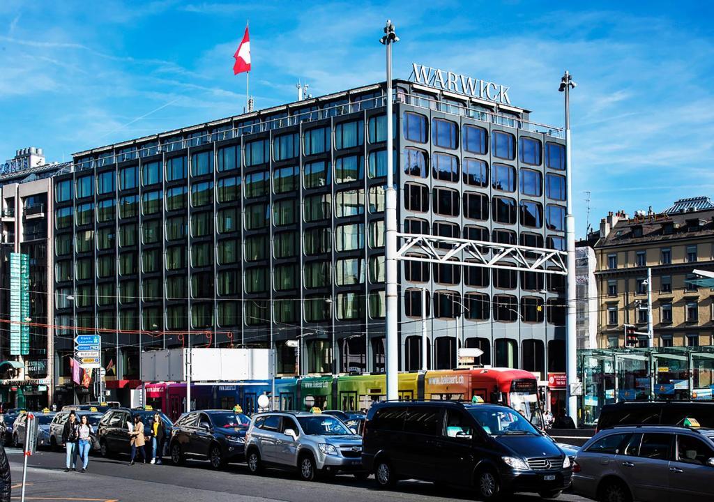 Hotel Warwick Geneva Schweiz Genf Booking Com