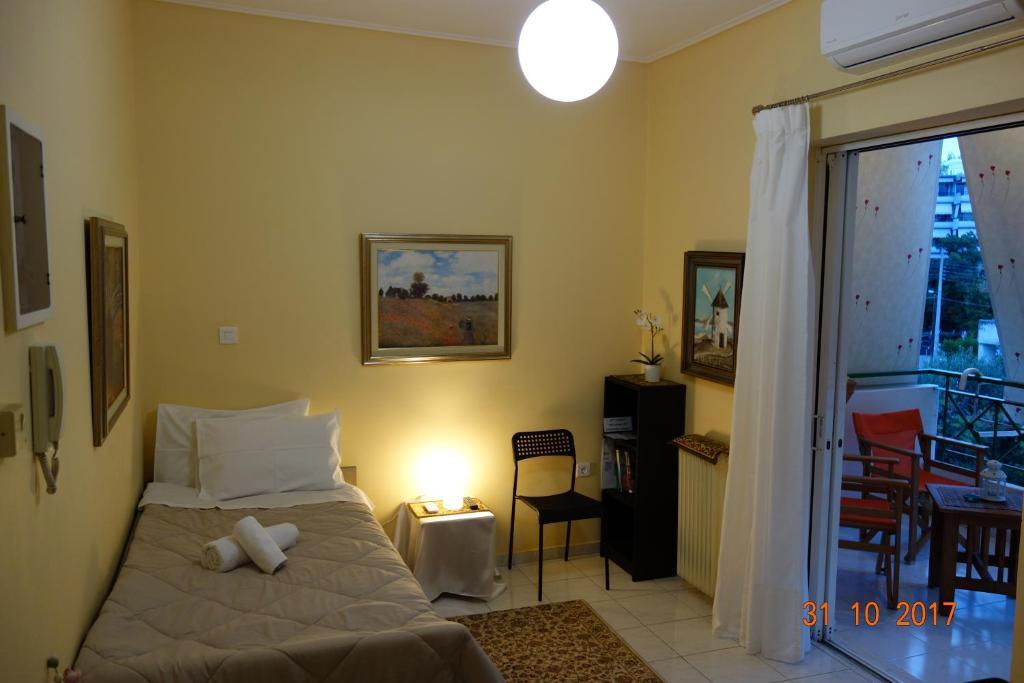 Apartment studio near Marousi station Athens, Greece - Booking.com