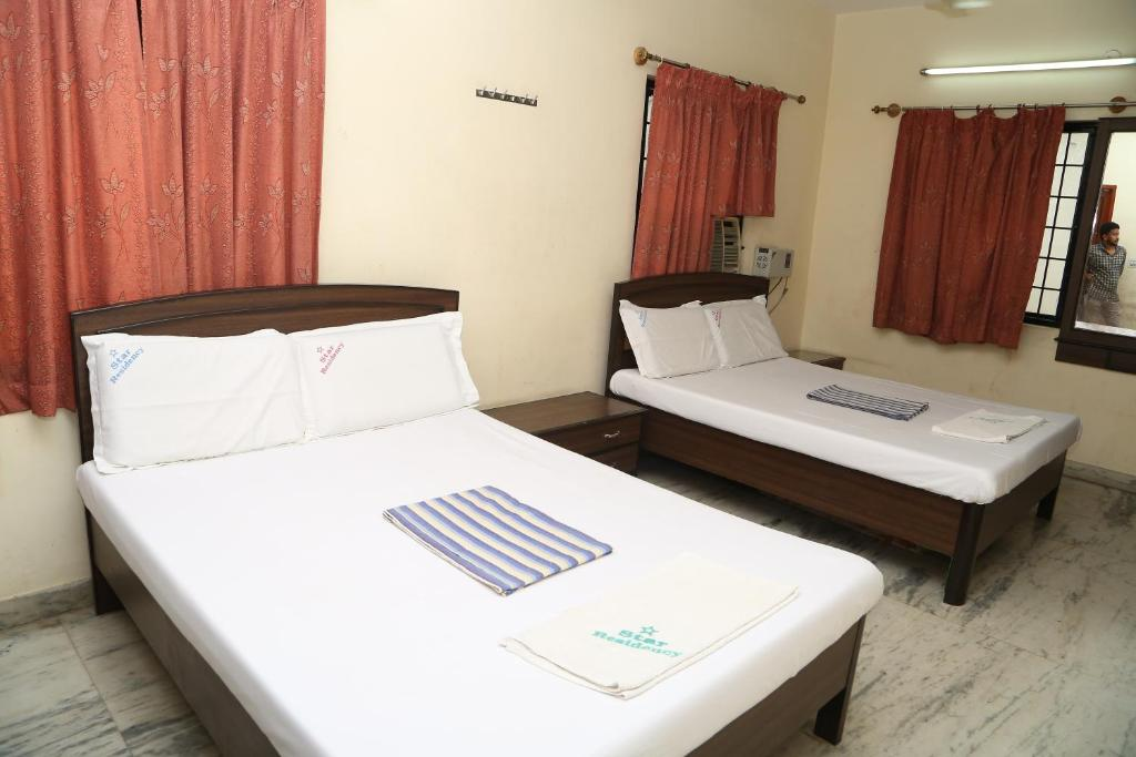 Lodge Star Residency (Indien Chennai) - Booking.com