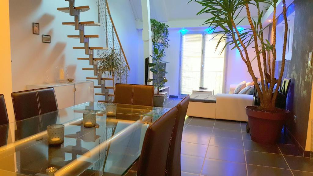 Appartement Zen Avec Terrasse Bassens France Bookingcom - Jardin-interior-zen
