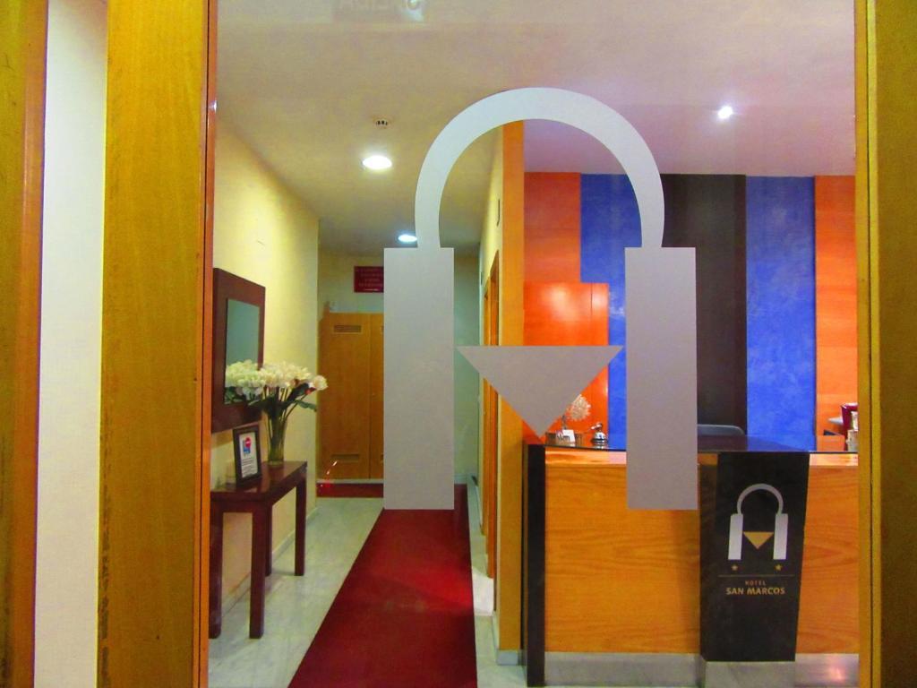Hotel San Marcos, Badajoz – Precios actualizados 2018