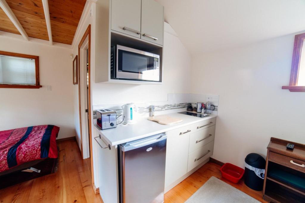 Apartament Studio 81 At Vauxhall Nowa Zelandia Auckland