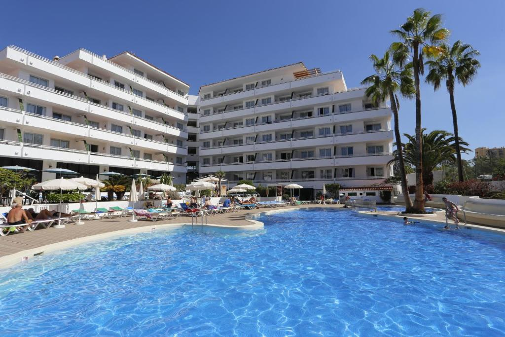 Hotel apartamentos andorra playa de las americas updated 2018 prices - Apartamentos baratos playa de las americas ...