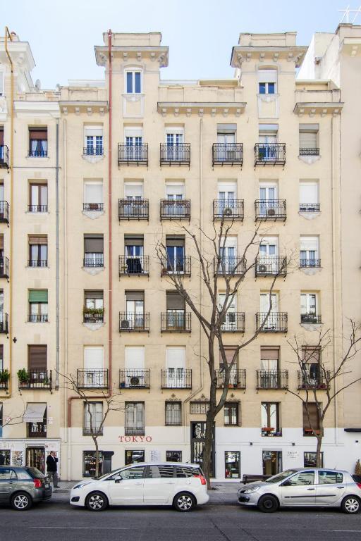 Apartment Jose Ortega Y Gasset 48 Madrid Spain Booking Com