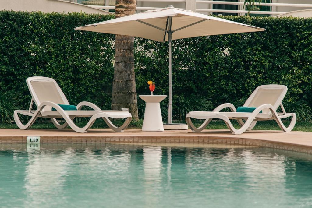 A piscina em ou perto de Velamar Boutique Hotel