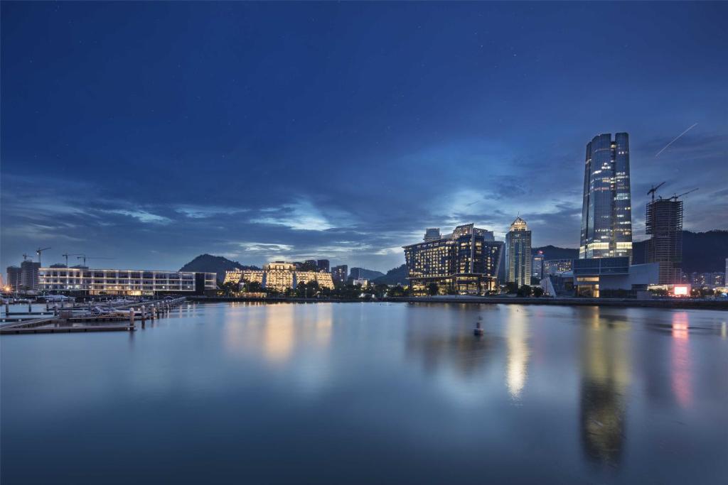 ヒルトン シェンゼン シェカウ ナンハイ(Hilton Shenzhen Shekou Nanhai)