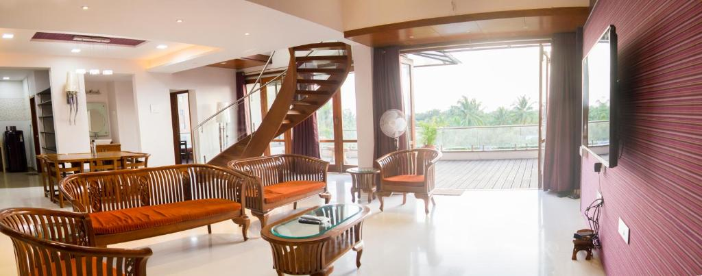 Villa Gulmohar Luxurious Penthouse Ful Kolhapur India Bookingcom