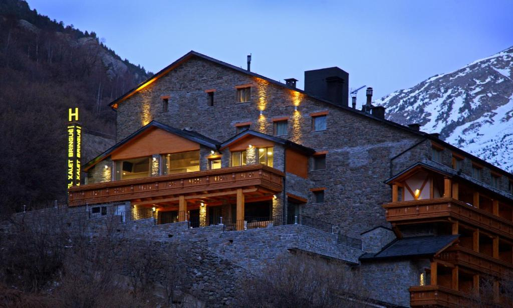 boutique hotels andorra  103