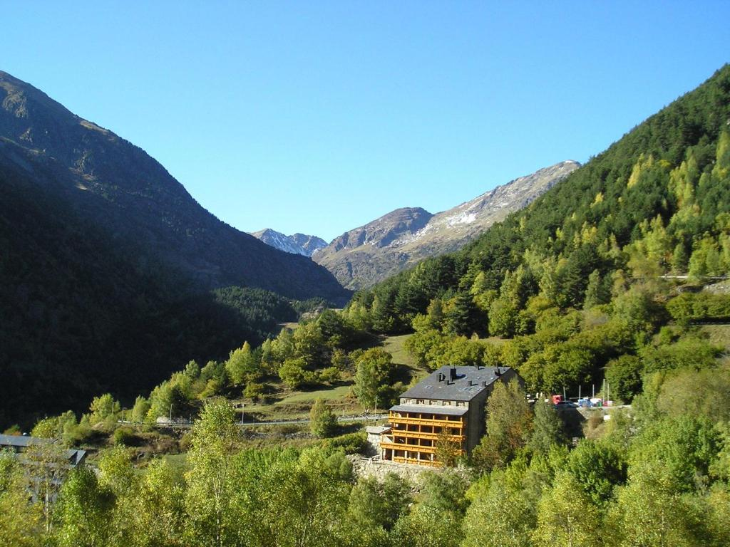 boutique hotels andorra  80