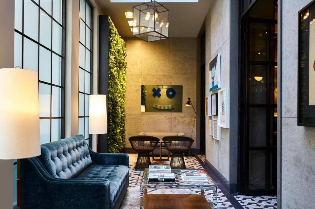 Hotel SIXTY SoHo (USA New York) - Booking.com