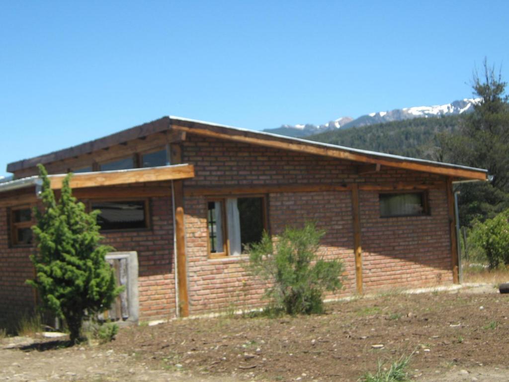 Vacation home casa ladrillo a la vista el bols n for Booking casas