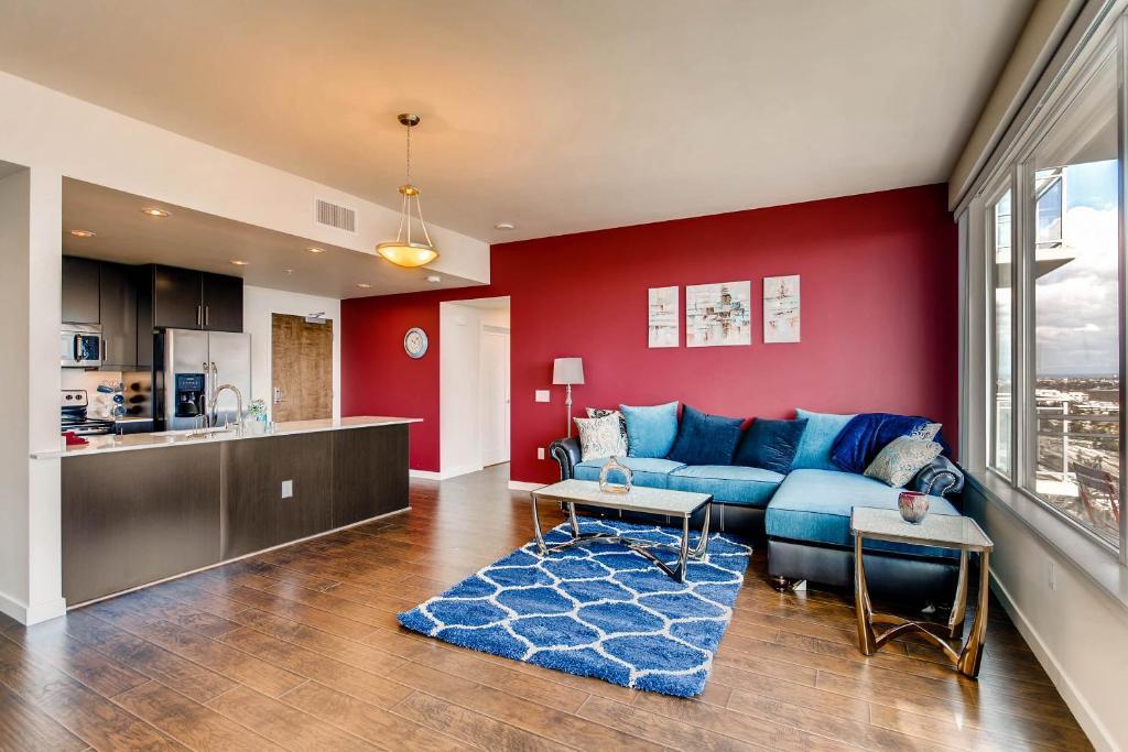 Apartment BEST LUXURY 2B/2B W Views, San Diego, USA - Booking.com