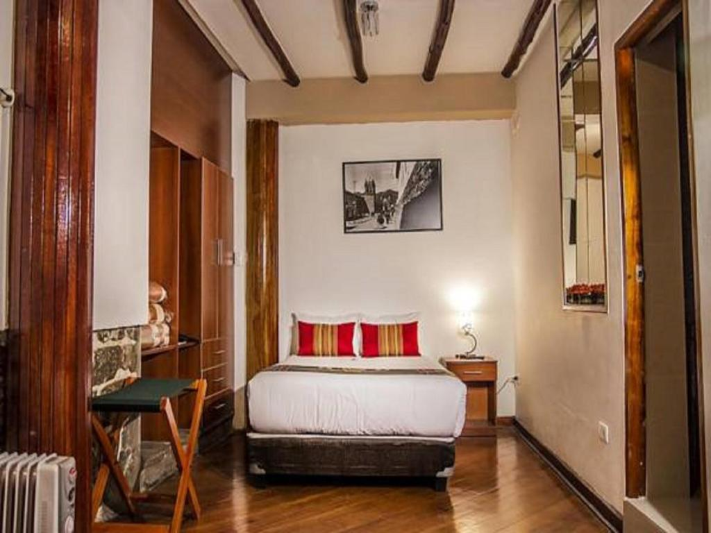Hotel Monasterio San Pedro Cusco Harga 2018 Terbaru