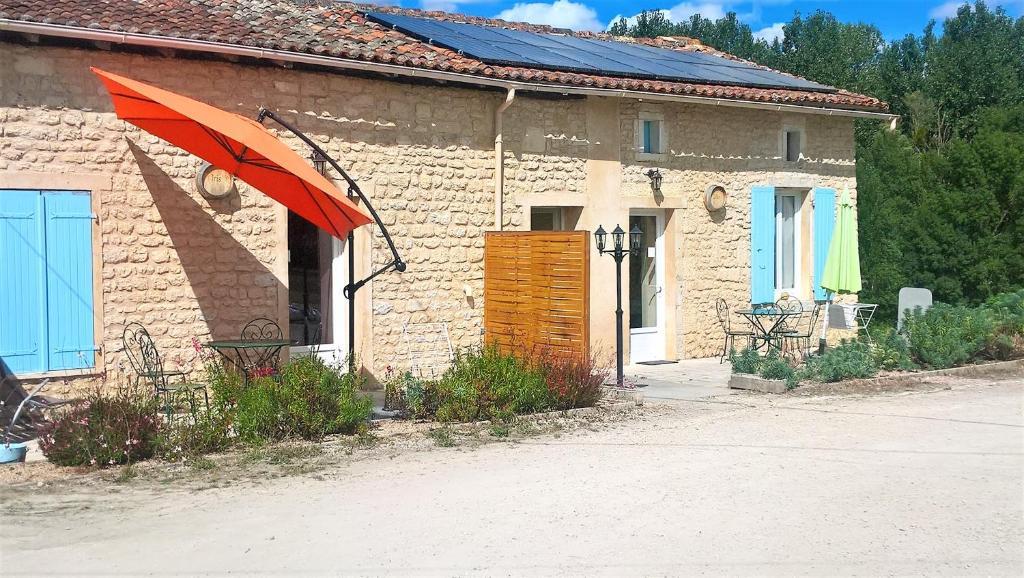 Ferienhaus LOCATIONS RIVES DE SEUGNE - Claveau (Frankreich ...