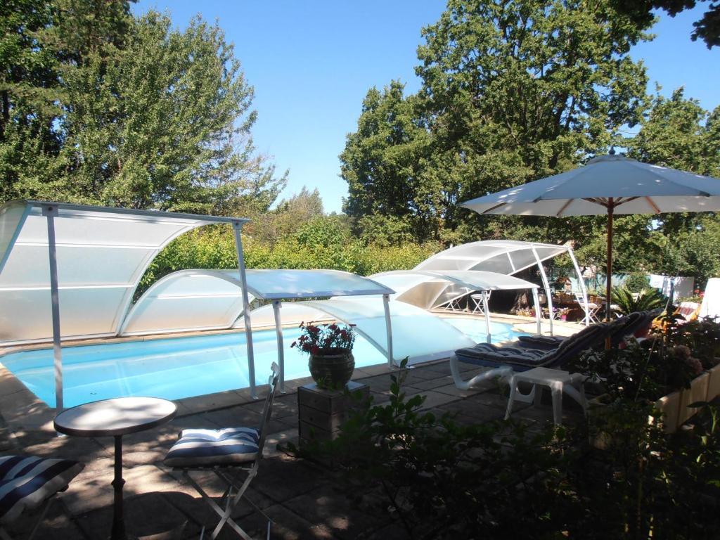 Piscine de l'établissement JAS en Provence ou située à proximité