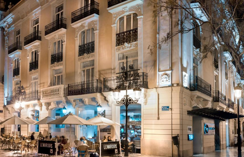 Sh Ingles Boutique Hotel Spanien Valencia Bookingcom