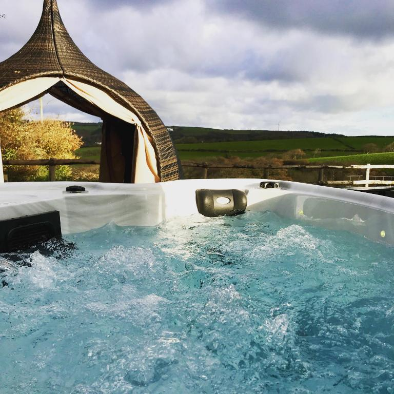hotels in bude cornwall with swimming pool