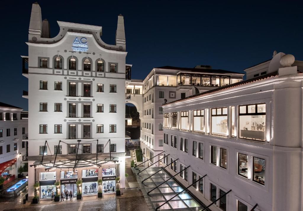 Ac Hotels By Marriott Guatemala City Reserve Now Gallery Image Of This Property