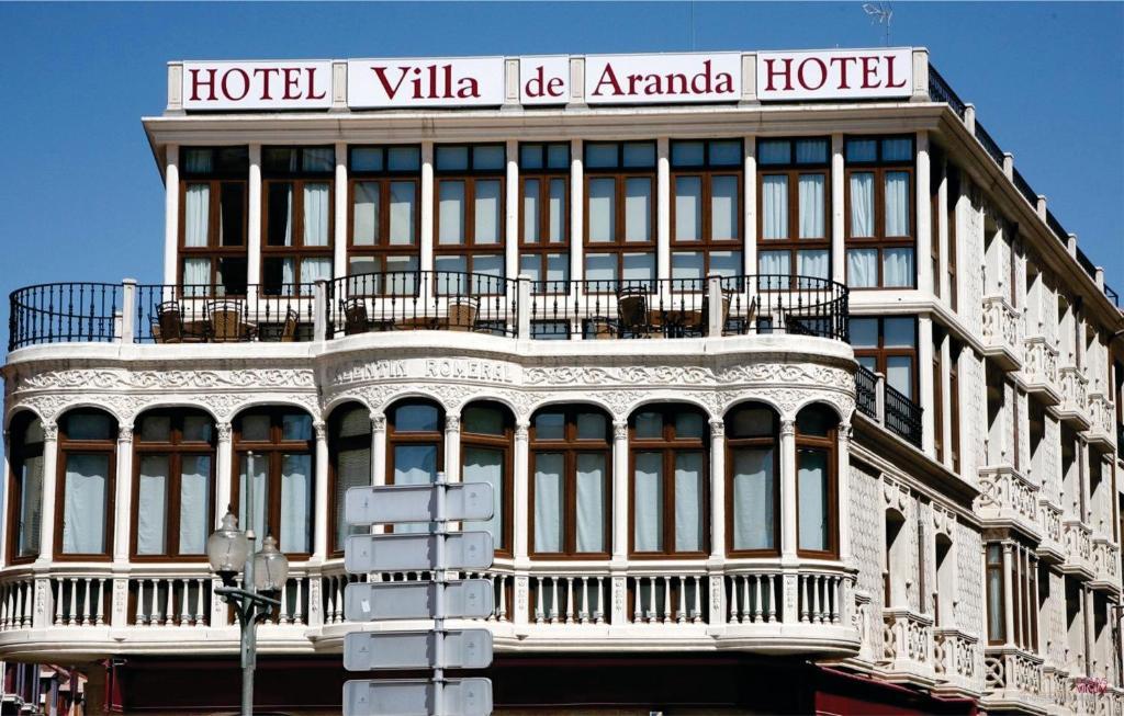 Hotel Villa De Aranda Aranda De Duero Precios Mayo 2018
