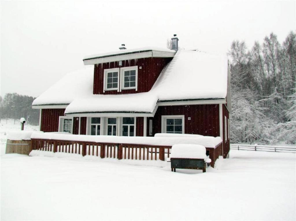 Aasa Puhkemaja talvel