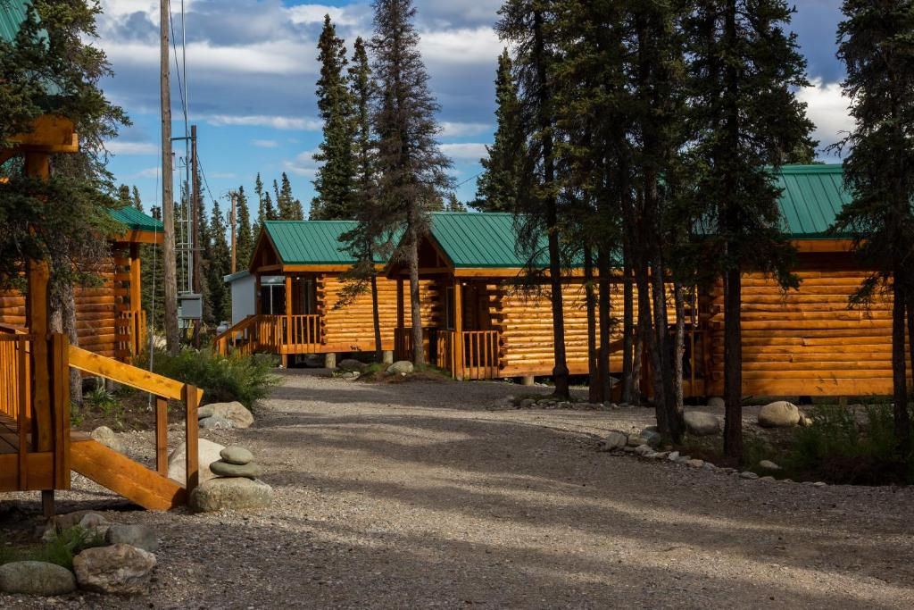 Hotel Denali Tri Valley Cabins Healy Ak Booking Com