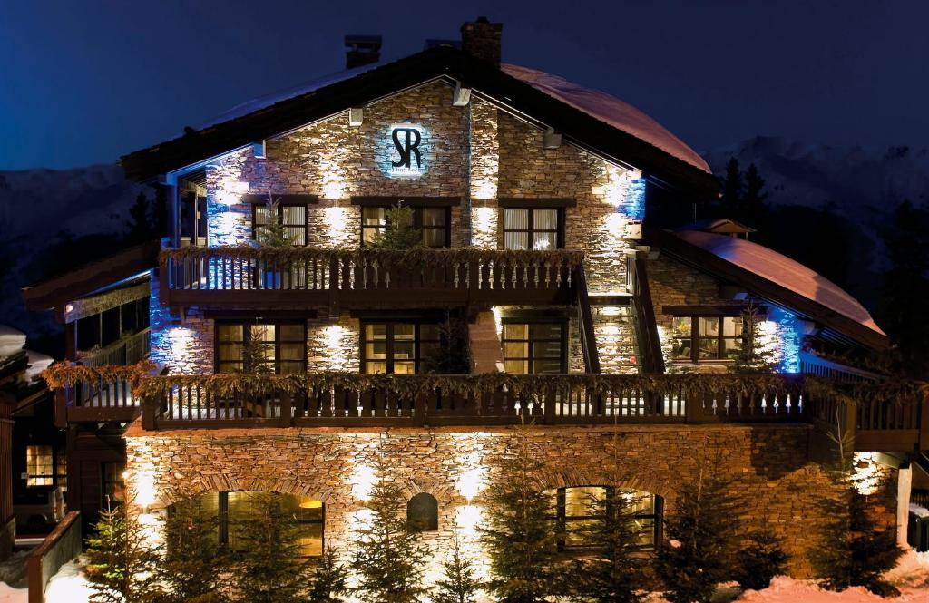 Luxury Hotels Courchevel France
