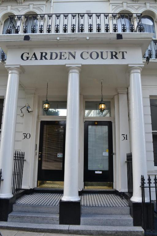 Garden Court Hotel London UK Bookingcom