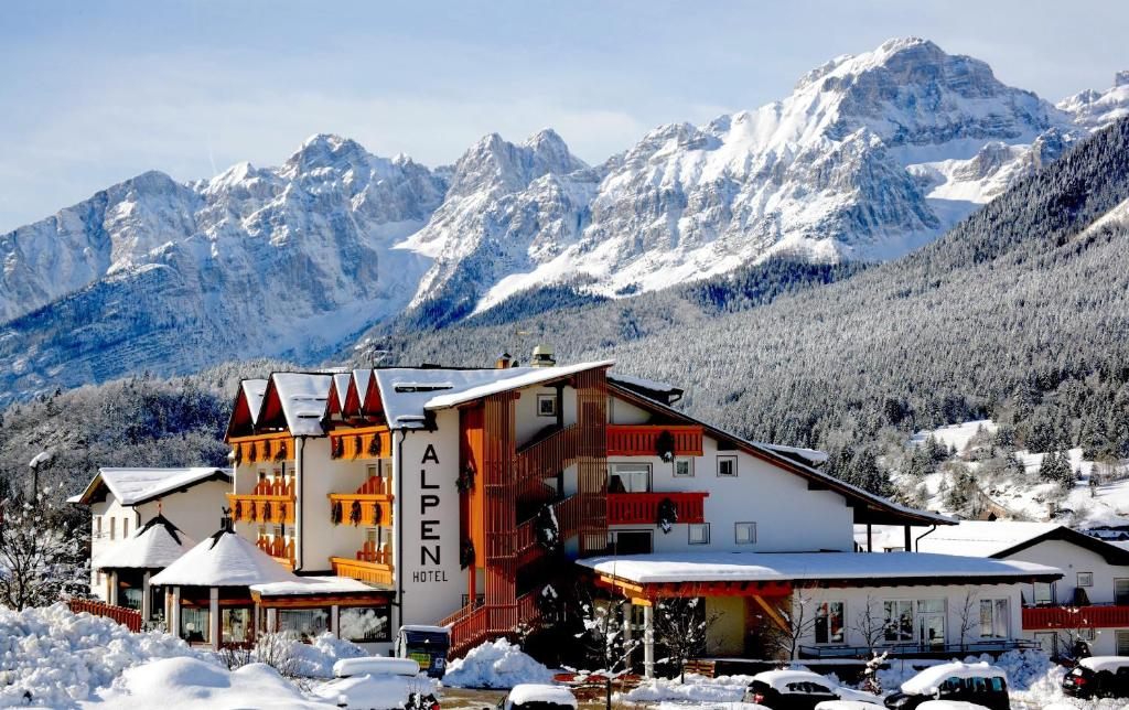 Hotel Alpen Andalo Italy Bookingcom