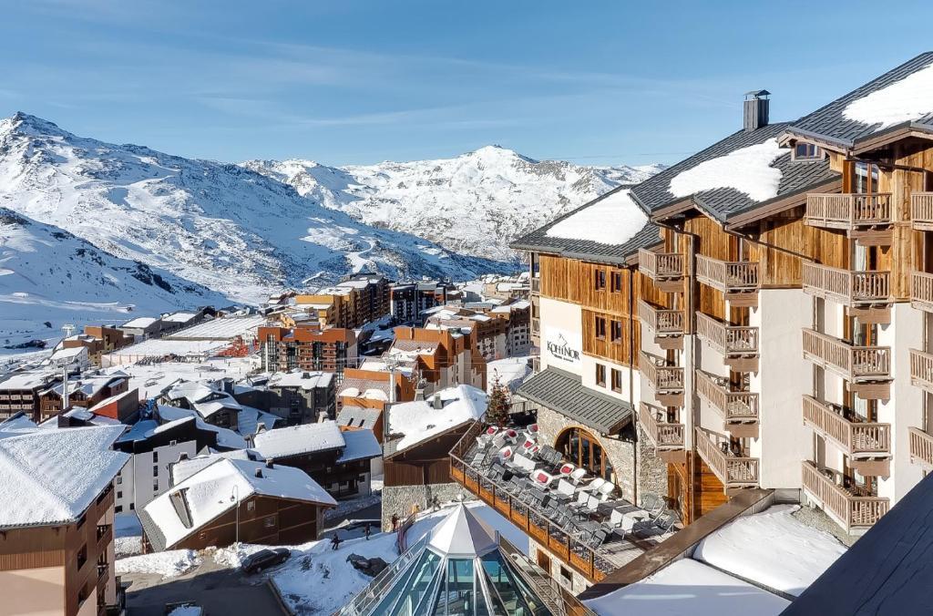 Chalet Neiges Kohi Nor Val Thorens France Bookingcom