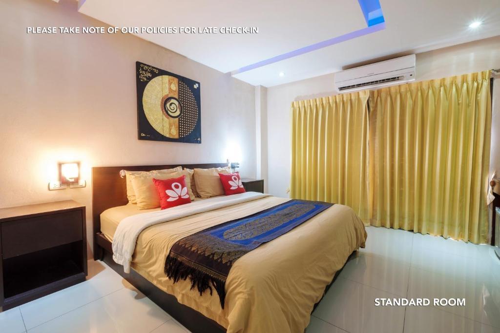 ZEN Rooms LK Metro, Pattaya Central – Updated 2018 Prices on