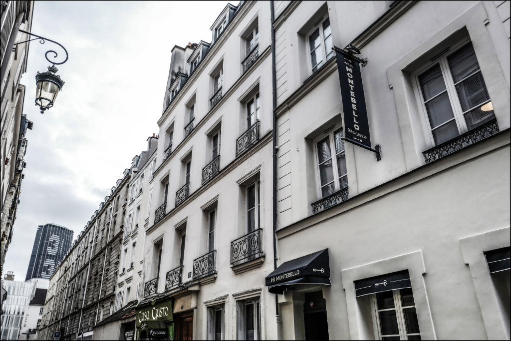 61b284583a9 Hotel Résidence Montebello (França Paris) - Booking.com