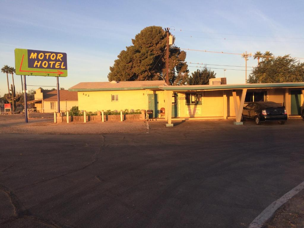 Buckeye Motor Hotel Reserve Now Gallery Image Of This Property