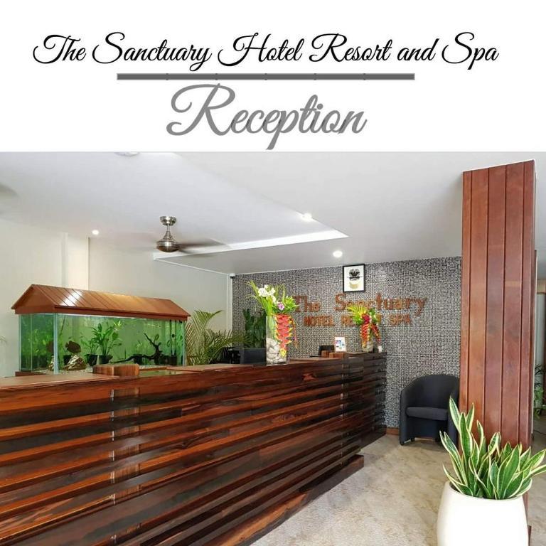 ザ サンクチュアリ ホテル リゾート アンド スパ(The Sanctuary Hotel Resort and Spa)