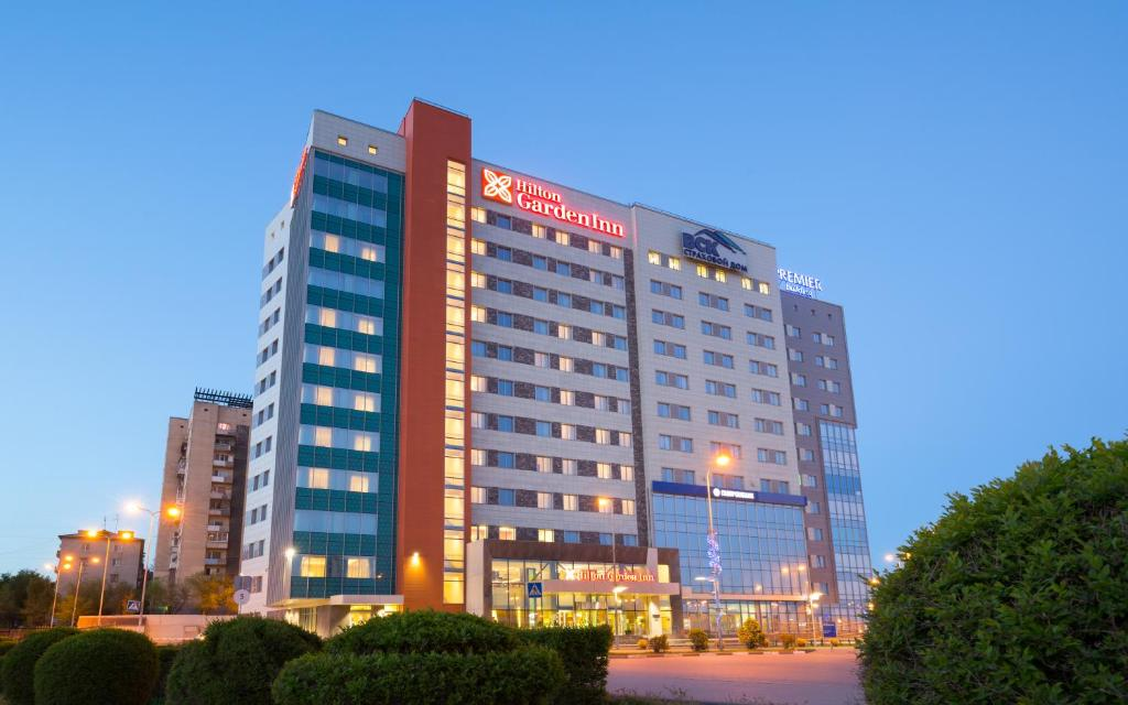 ヒルトン ガーデン イン ヴォルゴグラード(Hilton Garden Inn Volgograd)
