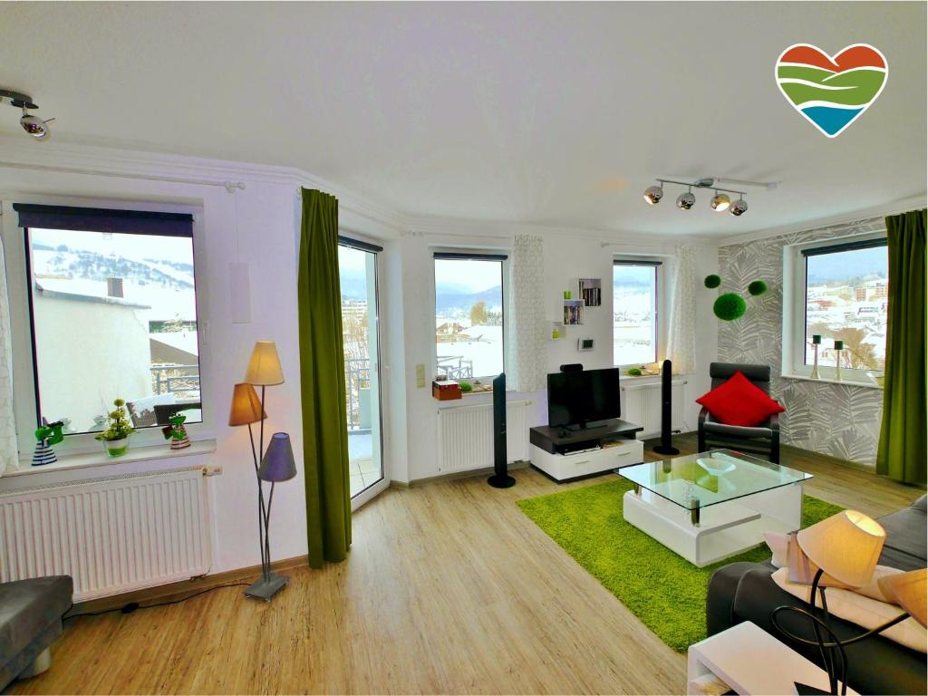 ferienwohnung fewo penthaus blick deutschland willingen. Black Bedroom Furniture Sets. Home Design Ideas